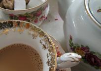 Vintage loveliness at The Secret Tea Room