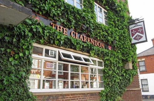 The Clarendon pub: Clarendon Park's first drinkery offers real ales and a cosy beer garden