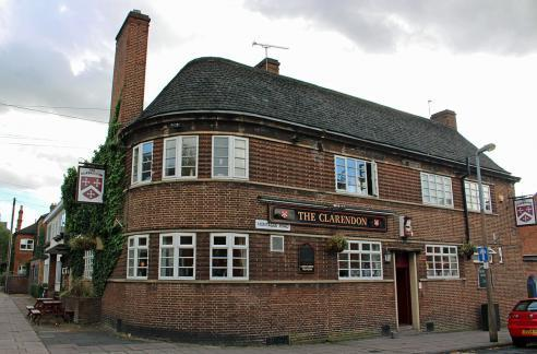 A place in history: A boozy conversation in The Clarendon was the turning point in a groundbreaking criminal investigation