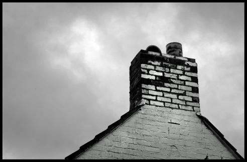 Chimney on Central Avenue, Clarendon Park, Leicester
