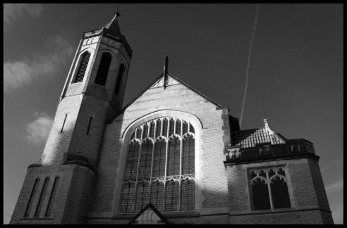 Christchurch, Clarendon Park, Leicester