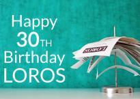 Happy birthday LOROS