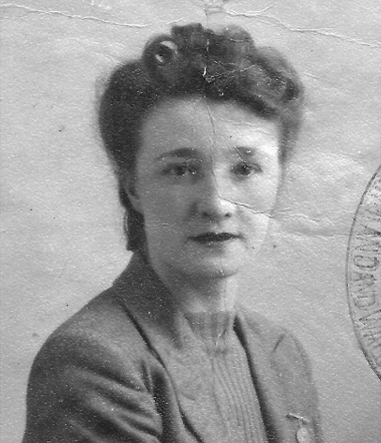 Lilian Dunkley